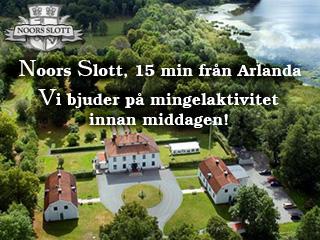 Se erbjudande från Noors Slott
