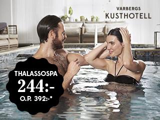 Se erbjudande från Varbergs Kusthotell