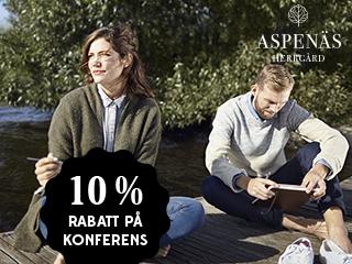 Se erbjudande från Aspenäs Herrgård