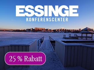 Se erbjudande från Essinge Konferenscenter