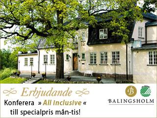 Se erbjudande från Balingsholm
