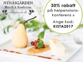 Se erbjudande från Nynäsgården Hotell & Konferens