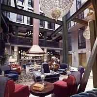 The Steam Hotel i Västerås