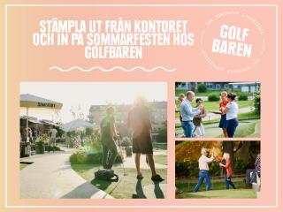 Se erbjudande från Golfbaren i Stockholm och Göteborg