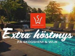 Se erbjudande från Skogshem & Wijk Meetings Events