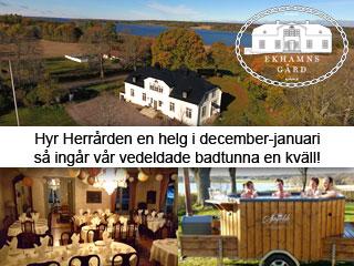 Se erbjudande från Ekhamns Gård