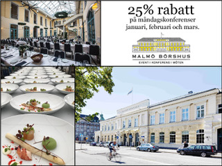 Se erbjudande från Malmö Börshus